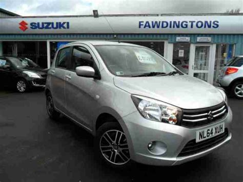 Suzuki Demo Cars For Sale Suzuki 2015 64 Celerio 1 0 Sz4 Silver Metallic Ex Demo