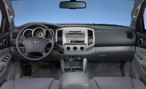 Toyota Interior by Car And Driver