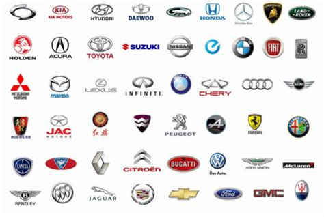 t arrow car logo why do all car logos look the same how visual identity can complement brand names lexicon