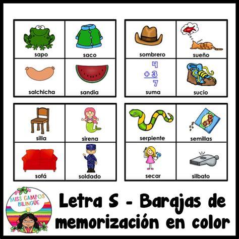 imagenes que empiecen con la letra sa 103 best kindergarten bilingue lenguaje images on