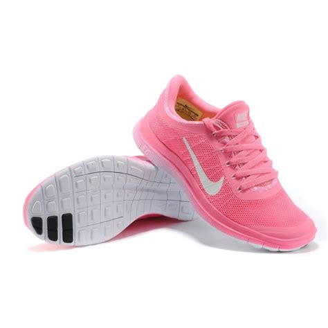 pink nike sneakers s running shoes nike free run 3 0 v6 baby pink sneakers