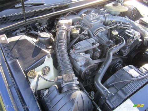 3 8 ford engine 1989 ford thunderbird sc coupe 3 8 liter