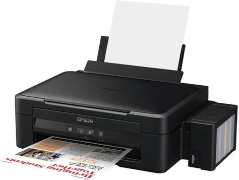 Printer Epson Tipe L210 epson l210 multi function printer epson flipkart