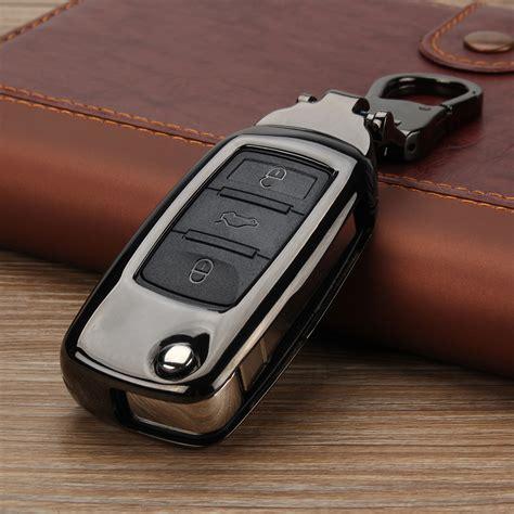 zinc alloy car key casebag protector cover remote control fob  vw  volkswagen gti golf