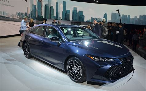 how much is a toyota avalon 2019 toyota avalon a small revolution in the history of