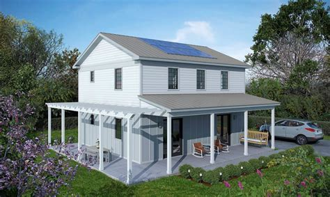 Net Zero Energy Deltec Homes ? starting under 100K   Total