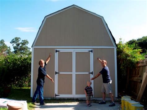 Craigs Shed by Craigs 12x16 Barn Shed