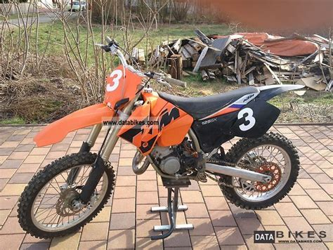 2003 Ktm 125sx For Sale 2003 Ktm Sx 125