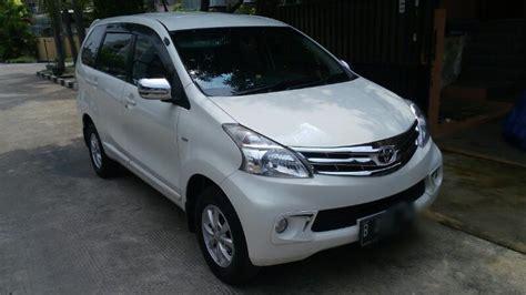 Toyota Avanza 1 3 G 2013 toyota avanza 1 3 g a t airbag 2013 mobilbekas