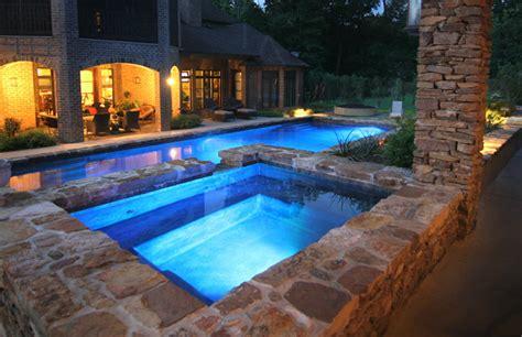 backyard pools and spas pools mediterranean houston by preferred pools inc