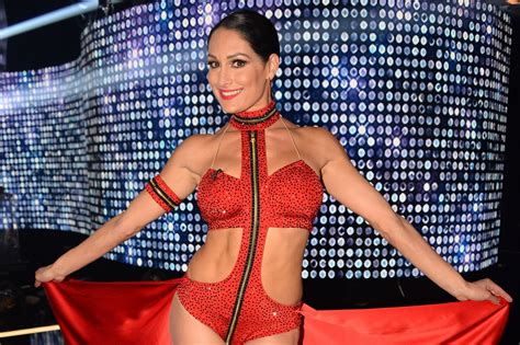 nikki bella mom nikki bella talks bumping and grinding on dancing with the
