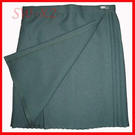 bottle green pleated sport pe netball skirt w 28 quot ebay