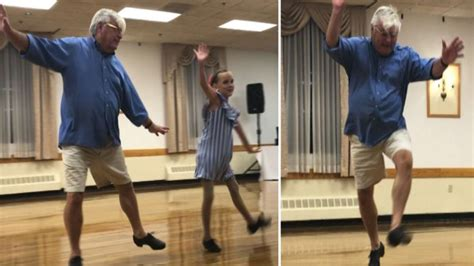 tap dancing massachusetts grandpa   turning cartwheels    edition