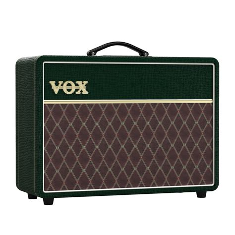 Vox Guitar Lifier Ac10c1 vox limited edition ac10c1 guitar combo racing green kenny s