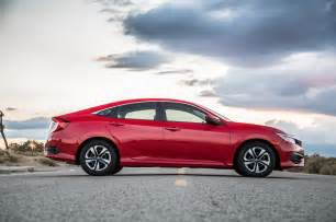2016 Honda Civic Refreshing Or Revolting 2016 Honda Civic Sedan Motor Trend