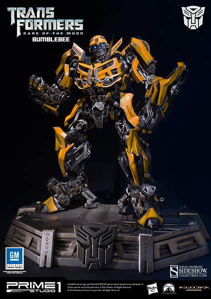 Prime 1 Studio Exclusive Transformers Dotm Bumblebee Statue transformers bumblebee polystone statue by prime 1 studio