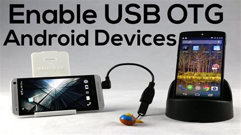 Usb Otg Untuk Android how to enable usb otg on android devices htc one nexus 5
