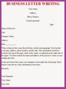 Business Letter Writing In German Business Letter