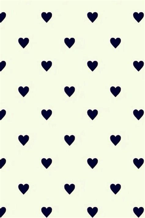 white heart pattern hearts pattern image 2842813 by maria d on favim com