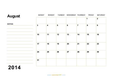 august 2014 calendar template august 2014 calendar blank printable calendar template