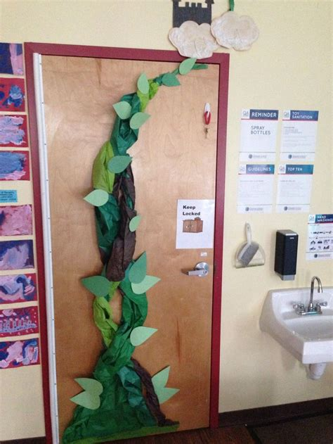 How To Make A Door Out Of Paper - 1000 ideas about and the beanstalk on