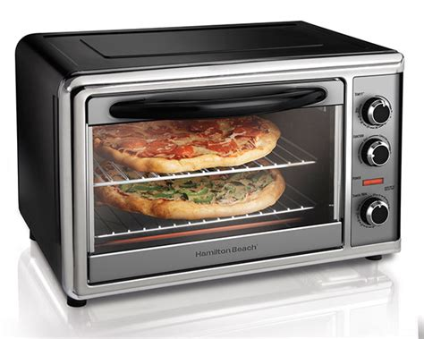 Farberware Countertop Convection Oven With Rotisserie by Hamilton Countertop Oven With Rotisserie 31104 Review