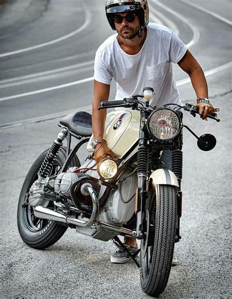 E Motorrad Diy by Bmw Custom Cafe Racer Cars Diy Motorr 228 Der