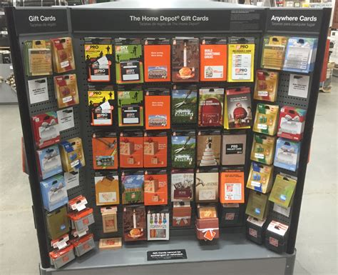 Home Depot Gift Card Discount - home depot and whole foods amex offer gift card update pics of gift card rack