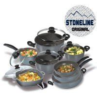 m6 boutique cuisine stoneline set 13 casseroles en m6 boutique l