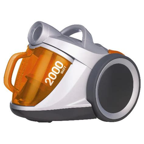 Vacuum Cleaner Merk Orange electrolux zsh732 2kw bagless cylinder vacuum cleaner in a