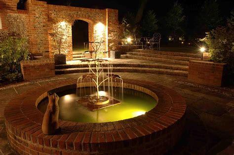 Outdoor Pond Lights Landscape Lighting Design Garden Lighting Design