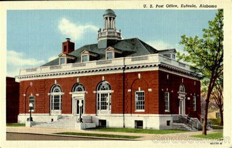 Eufaula Post Office by U S Post Office Eufaula Al