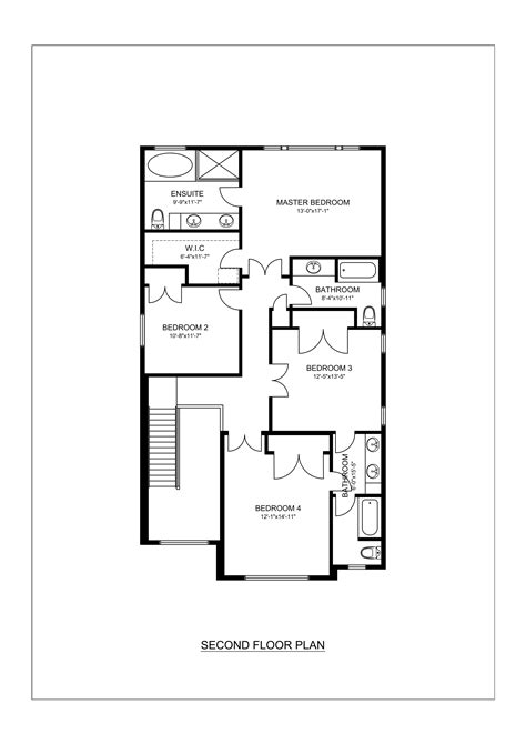 real estate 2d floor plans design rendering sles