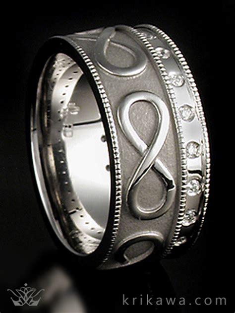infinity symbol rings