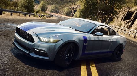 2015 ford mustang in need for speed rivals photo gallery