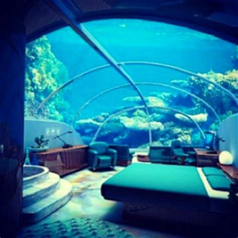 aquarium bedrooms aquarium bedroom home decor ideas pinterest