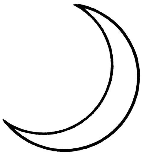 imagenes para colorear luna image gallery luna para colorear