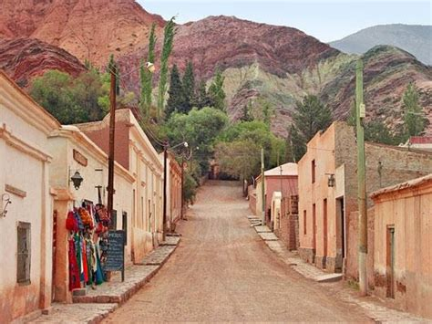 imagenes paisajes de jujuy purmamarca pueblo de la tierra virgen mi jujuy