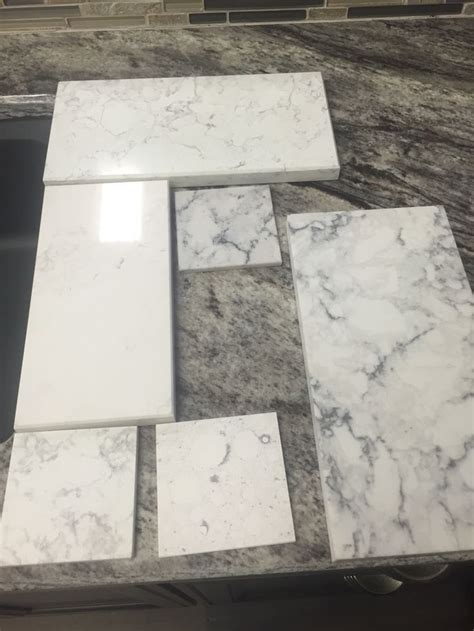 corian vs dekton more practical alternative to white marble calacatta