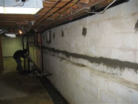select basement waterproofing before after select basement waterproofing new jersey