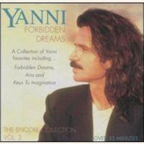 yanni mp3 forbidden dreams encore collection volume 2 yanni mp3