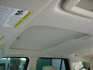 land rover range rover sport headliner material spray adhesive