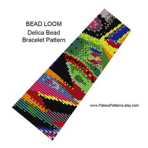 bead weaving patterns west crafts bead loom