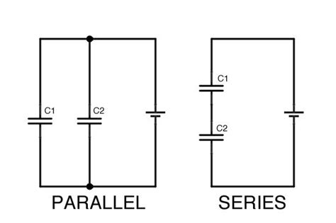 capacitors in parallel combining capacitors and resistors in parallel 28 images electronics components combine