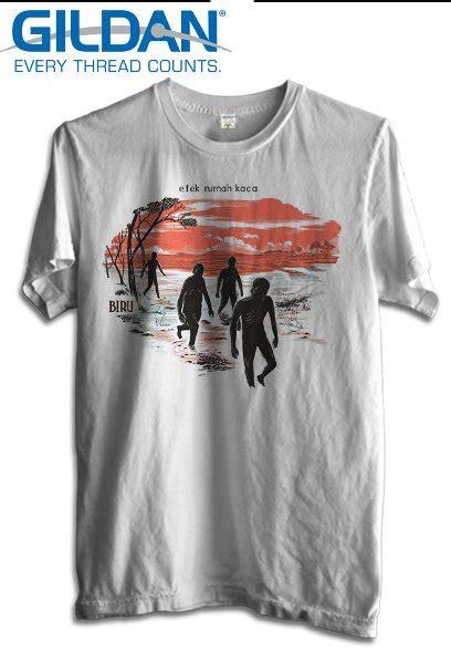 Baju Kaos T Shirt Pria Java Seven Juc 411 jual t shirt efek rumah kaca di lapak java clothing java cloth