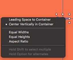 autolayout pin menu autolayout constraint left ios codedump io