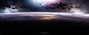 download outer space wallpaper 2560x1024 wallpoper 292076