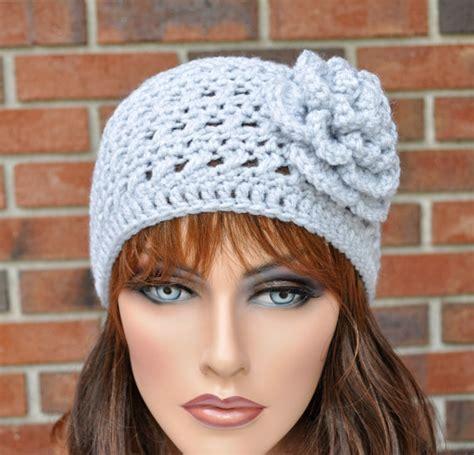 items similar to crocheted flower headband on etsy items similar to wide crochet headband ear warmer