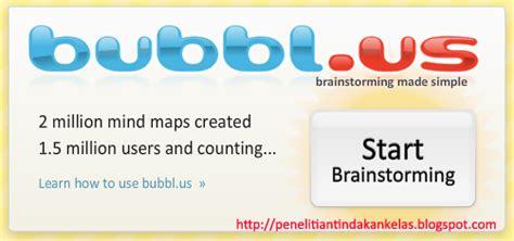 cara membuat konsep mind map cara mudah dan cepat membuat peta konsep menggunakan bubbl us