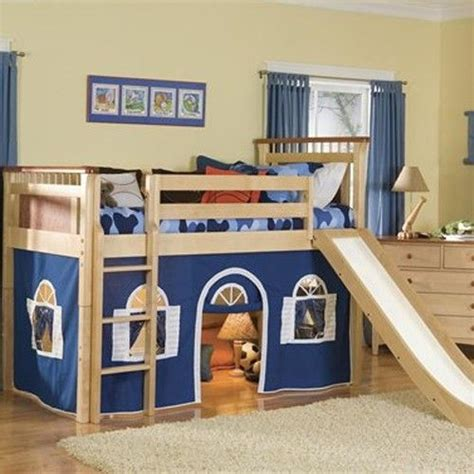 short loft beds short bunk bed for kids room someday house pinterest